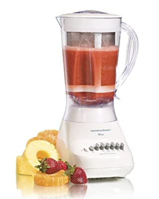 Hamilton Beach Blender with Aguas Fresca Strainer (50162)