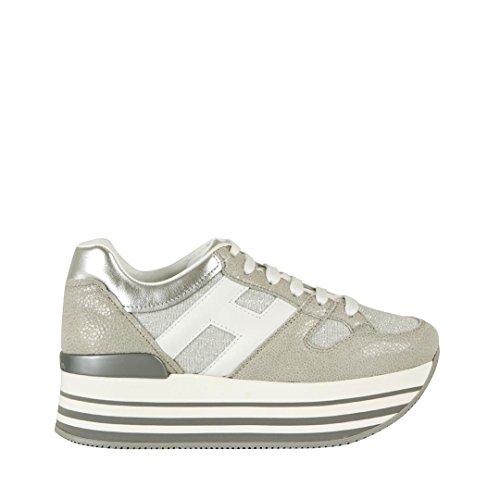 Hogan Sneakers Maxi H222 Mod Donna. Hxw2830u352