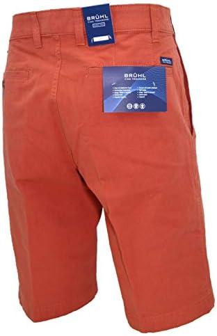 Bruhl 184340 Short pour homme Rouge (830)