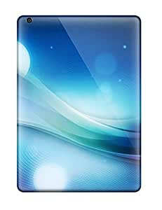 Hot Tpu Covers Cases For Ipad/ Air Cases Covers Skin - Lines Abstract