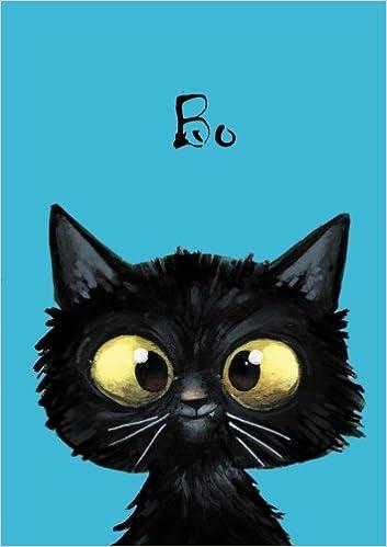Adios Tristeza Libro Descargar Bo: Bo - Katzen - Malbuch / Notizbuch / Tagebuch: A5 - Blanko PDF PDF Online