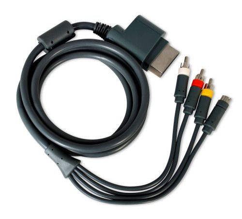 - Xbox 360 ezGold HD Pro Cable