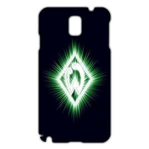 Popular Design FC Sportverein Werder Bremen Logo Phone Case Cover For Samsung Galaxy Note 3 3D Plastic Phone Case
