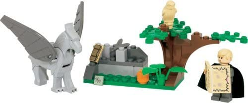 LEGO Harry Potter 4750: Draco and The Hippogriff