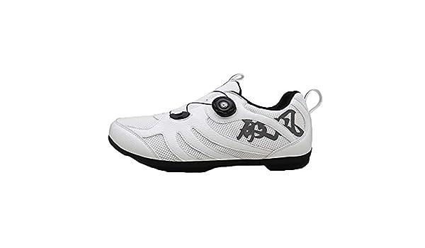 shoe Hombre y Mujer Sin Hebilla de Zapato Zapatillas de Bicicleta ...