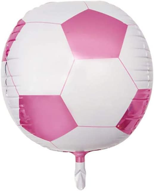 Globo de chakil 4D con forma de balón de fútbol para decoración de ...