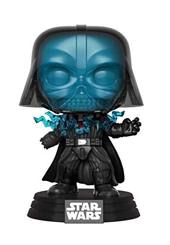 - Funko Pop! Star Wars: Return of The Jedi - Electrocuted Vader