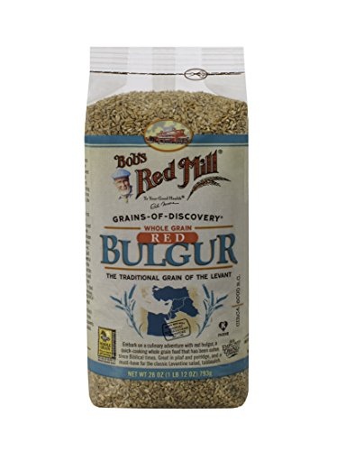 Bob's Red Mill Red Bulgur / Hard Wheat Ala, 28 Ounce