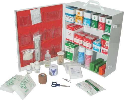 HONEYWELL 34180LFC Industrial First-Aid Wall Station by Honeywell