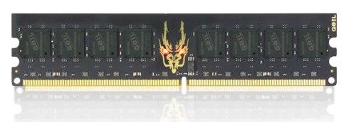 GeIL Black Dragon Quad Channel Kit - Memory - 4 x 2 GB