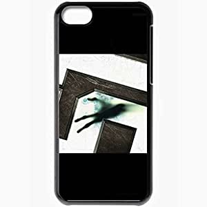 Personalized iPhone 5C Cell phone Case/Cover Skin 51 movies Black