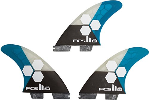 FCS Merrick Thruster Surfboard Fins product image