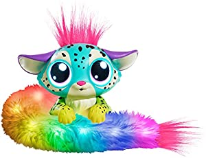 Mattel Lil' Gleemerz Rainbow Figure