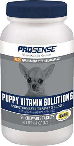 ProSense Plus Vitamin Solutions for Puppy Chewable Tablets 90 ct.