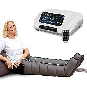 Vein Angel 8 Premium apparecchio per massaggi con gambali, 8 camere d'aria disattivabili, pressione & durata facilmente… 3 spesavip