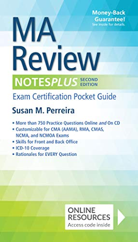 Red Pocket Review (MA Review NotesPlus: Exam Certification Pocket)