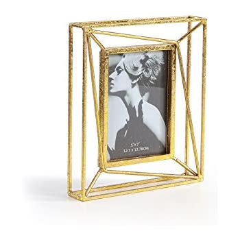 Amazon Com Umbra Prisma Picture Frame 5 By 7 Inch