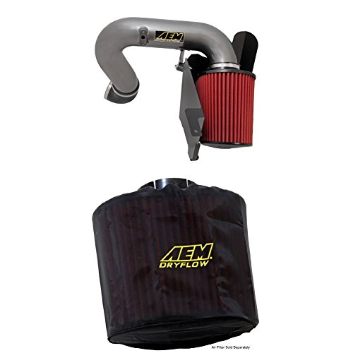 AEM 21-9211DC Brute Force HD Intake System with Black Air Filter Wrap