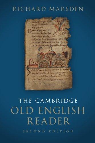 Cambridge Old English Reader