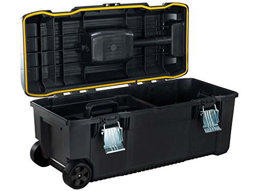 Mobile Storage Containers - FatMax Structural Foam Toolbox With Telescopic Handle