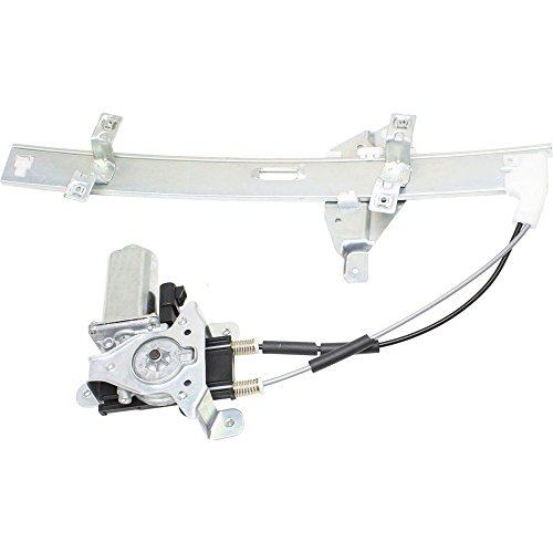 SUNROAD Power Window Lift Regulator & Motor Front Left Driver Side for Buick 1997 1998 1999 2000 2001 2002 2003 2004 2005 Century & 1997-2004 Regal | 1998-2002 Oldsmobile Intrigue 2001 Buick Century Window
