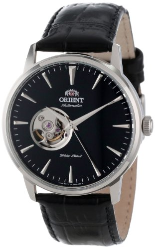 - Orient Men's FDB08004B Esteem Open Heart Dial Watch