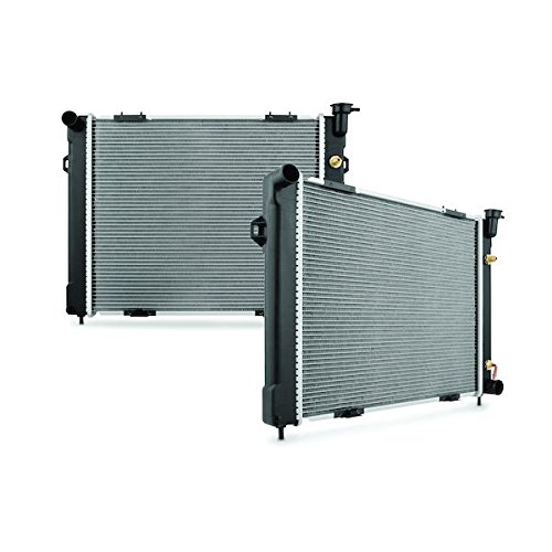 Mishimoto R1394 OEM Replacement Radiator for Jeep Grand Cherokee ZJ 5.2L, Manual and Automatic (Cherokee Manual Transmission)