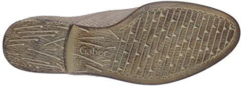 Silk Gabor Derby Schnürhalbschuhe Gold 21 400 82 Damen 0wqxwSg8z