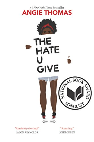 The Hate U Give for sale  Delivered anywhere in USA