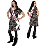 Buy Me A Shot/Ask Me Why Satin Sash Party Accessory (1 count) (1/Pkg), Health Care Stuffs