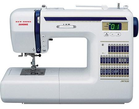 janome 30 stitch sewing machine - 6