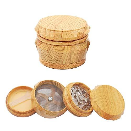 4 piece wood grinder - 5