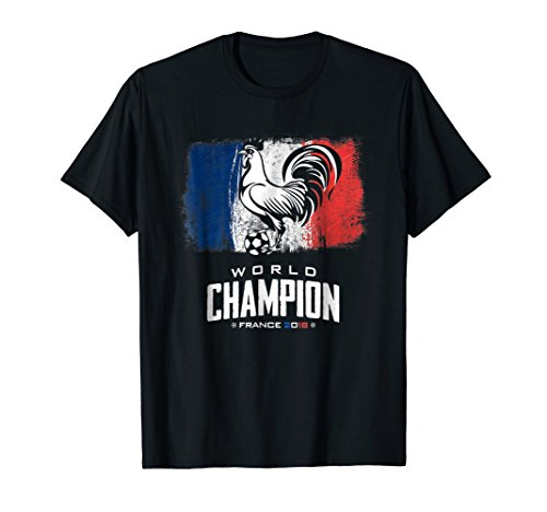 France Trophy - France Jersey World Soccer Champion Shirt Gift for Fans