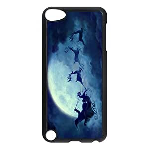 Custom Cartoon Back Cover Case for ipod Touch 5 JNIPOD5-250
