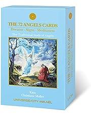 72 Angel Cards: Dreams, Signs, Meditation