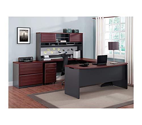 Аmеriwооd Hоmе Office Home Furniture Premium Pursuit Credenza, Cherry by Аmеriwооd Hоmе (Image #4)