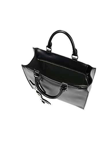Karl Lagerfeld Borsa A Mano Donna 76KW3036BLACK Pelle Nero