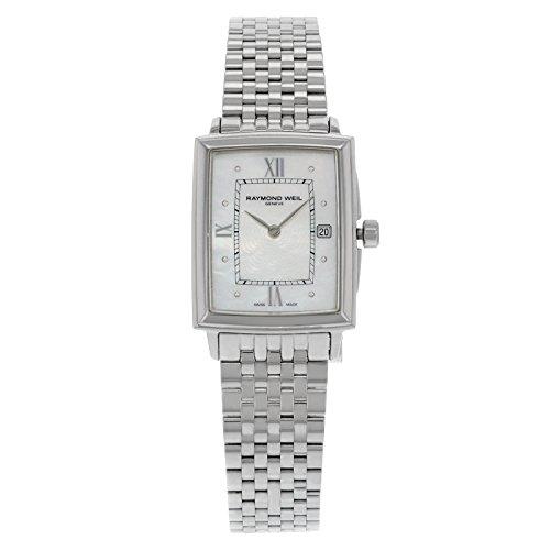 Raymond Weil Women's 5956-St-00915 Stainless Steel Watch