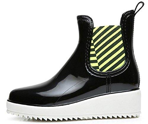 Alger Fashion shoes anti-skid Rain boots, 36