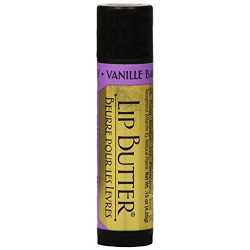 Honey House Lip Butter Tube 0.15 Oz. - Vanilla Berry Set of 6
