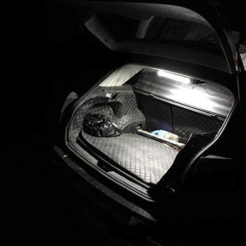 lumineuse de travail Van Camion Camion Camper Bateau Plafonnier LED bande barre lampe Bus caravane avec interrupteur marche//arr/êt 12V 72LED voiture lumi/ère int/érieure 12V 72LED Car Interior Light