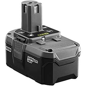 Ryobi P105 18-Volt ONE+ Lithium-Ion High Capacity Battery