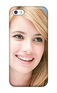 High-end Case Cover Protector For Iphone 5/5s(emma Roberts?wallpaper )
