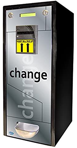 SEAGA Change Coin Vending Machine Fits 1,000 Coins ($250) or US Quarter Sized Tokens For Games or Slot Machines Best (Deep Purple Made In Japan Box Set)