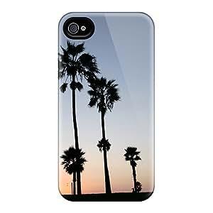 New Arrival TNv1745dRso Premium Iphone 4/4s Case(venice Beach)