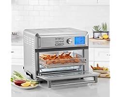 Cuisinart CTOA-130PC1 Air Fryer Toaster Oven (Renewed)