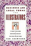 Business and Legal Forms for Illustrators, Crawford, Tad, 092762902X