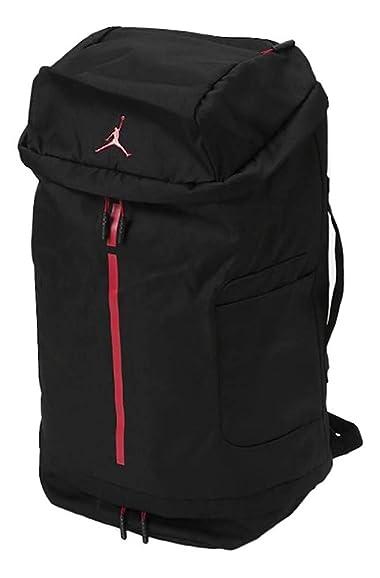 Men's Nike Jordan Velocity Backpack (Black/Red)