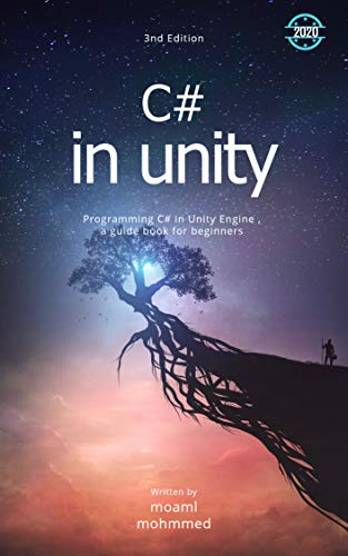 C# in Unity, 3rd edition Front Cover
