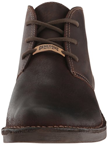 031042449052 - Dockers Men's Tussock Chukka Boot, Red/Brown, 11 M US carousel main 3